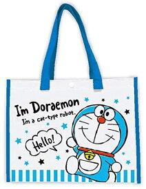 ドラえもん 横型ビニールトート プールバッグ ビーチバッグ 水着バッグ I'm Doraemon 約H270×W355×D120mm [ぬいぐるみ グッズ おもちゃ 雑貨 キッズ ベビー プレゼント セール sale 送料無料]