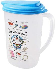 ドラえもん ウォーターポット 冷水筒 I'm Doraemon ひみつ道具 ドラえもん 1.9L 幅18×奥行12×高さ24cm [ぬいぐるみ グッズ おもちゃ 雑貨 キッズ ベビー プレゼント セール sale 送料無料]