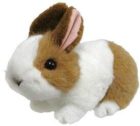 [10%offクーポン]ウサギ ブラウン うさぎ ぬいぐるみ りくのなかまたち 約17cm どうぶつ 動物 アニマル[ぬいぐるみ グッズ おもちゃ 雑貨 キッズ ベビー プレゼント 送料無料]