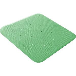 トライタッチ S グリーン ウェルファン トライアングル形状の滑り止めマット バリアフリーカッティング 浴槽内でも使えるバスマット
