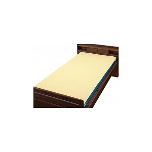 ベッドパッド型防水シーツ W クリーム ウェルファン ベッドパッド型 対応するマットレスの厚みは10cm 介護用品