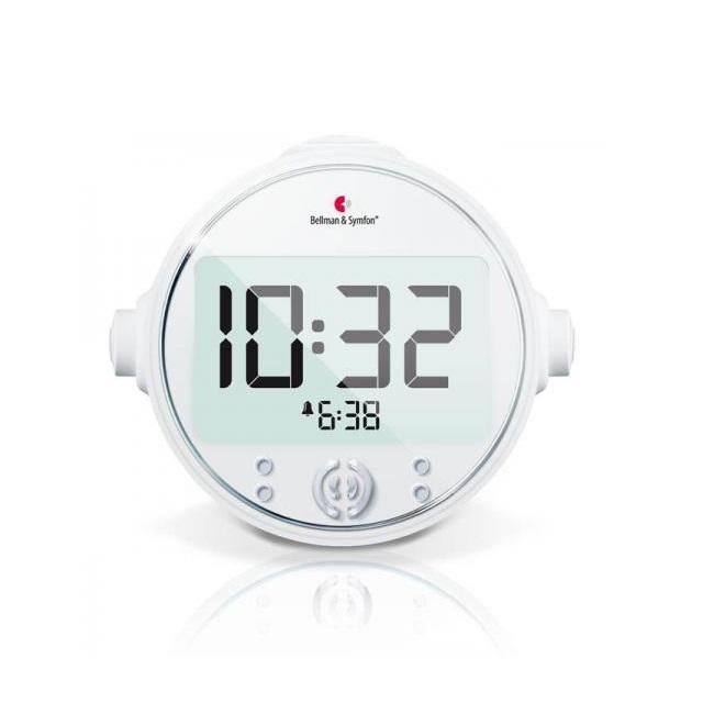 ベルマンアラームクロック プロ 振動式時計 自立コム