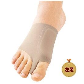 三進興産 ソルボ外反母趾サポーター スキニーフィット 左足用 ベージュ L(25.5〜27.0) 63543