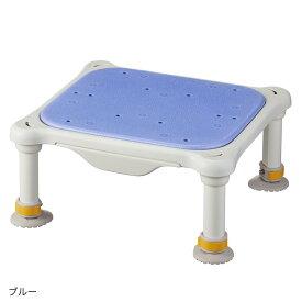 アロン化成 軽量浴槽台ジャスト ソフト ブルー 12-20 536561