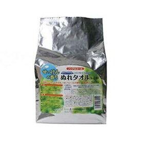 三昭紙業 おもいやり心 ぬれタオルN-240 詰替え用 せっけんの香り 240枚×6袋 2159