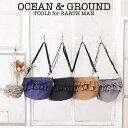 OCEAN & GROUND(オーシャン アンド グラウンド)ドレスBAG SWEET TIME 女の子用ショルダーバッグ(オーシャンアンド…