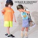 OCEAN & GROUND(オーシャン アンド グラウンド)巾着BAG HOLIDAY(オーシャン&グラウンド オーシャンアンドグラウン…