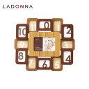 ラドンナ 木製12ヶ月ベビーフォトフレーム DF54-130 (フォトフレーム 写真立て 赤ちゃん ベビー 出産祝い 写真立て …