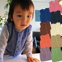 AnnaNicola(アンナニコラ) ベビー パイルベストA ≪日本製≫(キッズ ベビー 赤ちゃん 新生児 ベビー服 ベスト プレゼント パイル地 …
