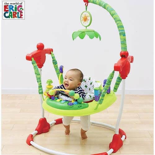 はらぺこあおむし アクティビティジャンパー(赤ちゃん ベビー おもちゃ 室内遊具 はらぺこあおむし グッズ 出産祝い ギフト 男の子 女の子 お祝い プレゼント)