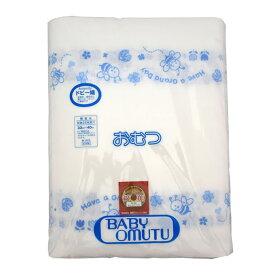 訳あり ドビー織 布おむつ ハチ柄 反物 33cm×40m(日本製 新生児から 綿100% コットン ドビー織り 出産準備)