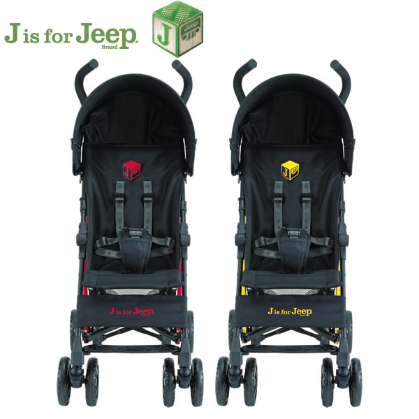 J is for Jeep(ジープ) バギー スポーツ スタンダード ベビーカー (Jeep ジープ ベビーカー バギー 自立スタンド付ベビーカー 軽量 セカンドベビーカー 送料無料 ベビーカー 折りたたみ コンパクト)