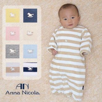AnnaNicola(安娜尼古拉斯)新生儿下坠球堆2WAY礼服、日本制造