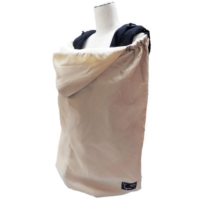 日本エイテックス ユグノー FTケープ+はっ水 FTケーププラス 赤外線吸収素材フィールサーモ使用 (抱っこひも 抱っこ紐 防寒 カバー だっこひも カバー 抱っこ紐 ケープ 防寒ケープ 冬用 赤ちゃん ベビー ベビーキャリー、ベビーカーに使えます) 【送料無料】
