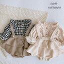 ベビー服 ショートパンツ 赤ちゃん 新生児 女の子 ベビー パンツ ショーツ ページュ モカ 可愛い スウィート 韓国子供…