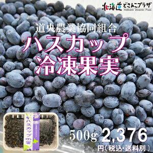 自社出荷「ハスカップ冷凍果実」冷凍
