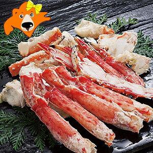 送料無料 かに 半むき身 たらば タラバガニ ポーション ハーフ たらばがにを食べやすくカットした たらば蟹 むき身 脚(かに 半むき身・カニ 半殻付) 800 g 価格10800円 タラバ