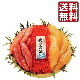 ギフト 海鮮 榮屋 魚卵 三昧 セット 送料無料 産地直送 北海道 ギフトセット 詰め合わせ 贈り物 贈答品 挨拶 お返し プレゼント お供え