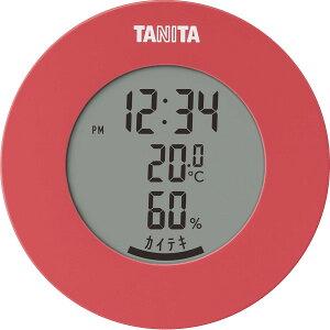 雑貨 ギフトタニタ デジタル温湿度計(ピンク)(TT585PK)【インテリア 温度計 湿度計 温湿度計 スケール 贈り物 内祝い 御祝い お返し 出産内祝い 出産御祝 結婚内祝い 快気祝い 快気内祝い 返礼
