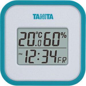 雑貨 ギフトタニタ デジタル温湿度計(ブルー)(TT558BL)【インテリア 温度計 湿度計 温湿度計 スケール 贈り物 内祝い 御祝い お返し 出産内祝い 出産御祝 結婚内祝い 快気祝い 快気内祝い 返礼