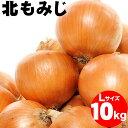 今季出荷開始!送料無料 北海道産 玉ねぎ(北もみじ)10kg(Lサイズ)【10キロ 10キロ 北海道産野菜 玉ねぎ たまねぎ 北…