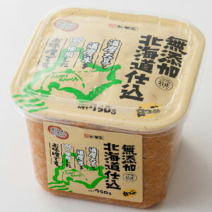 無添加・北海道仕込み 白つぶ味噌 750g