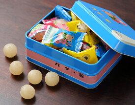 【バター飴】【千秋庵】小熊のプーチャンバター飴 缶入 約100g 【老舗】【ばたーあめ】【北海道】【お土産】【クッキー】【プレゼント】【スイーツ】【お菓子】【】