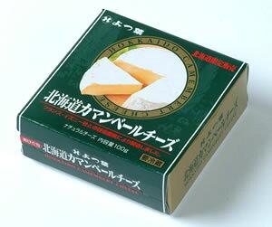 フランス・イズニー社提携 よつ葉 北海道カマンベールチーズ 100g