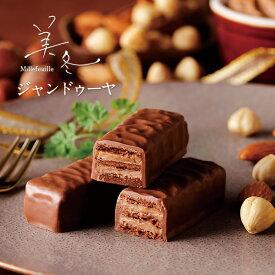 ISHIYA (石屋製菓) 美冬(みふゆ)ジャンドゥーヤ6個入