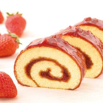 [三星铭菓]  YOITOMAKE 草莓瑞士卷