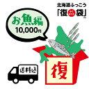 【北海道ふっこう】海の恵みな「復」袋 送料込み10,000円 北海道物産店 北海道支援 北海道応援*他復袋と一緒にご注文頂いた場合は同日に発送となります