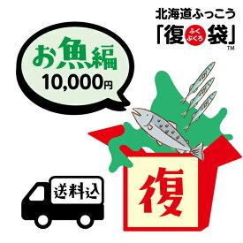 【送料込み】北海道ふっこう 海の恵みな復袋 10,000円