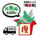 北海道ふっこう 海の恵みな復袋 6,000円 【送料込み】 日本ふっこうプロジェクト にっぽんふっこうプロジェクト 北海…