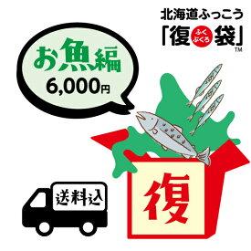 【送料込み】北海道ふっこう 海の恵みな復袋 6,000円