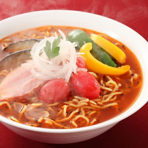 望月製麺所 トマトラーメン 2食入(乾麺)