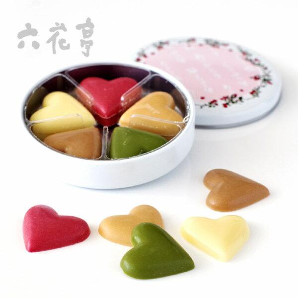 六花亭 ありがたき哉(かな) 1缶(22g)