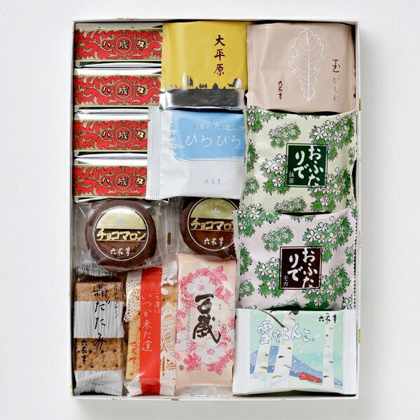 六花亭 詰め合わせ 六花撰(18個入)