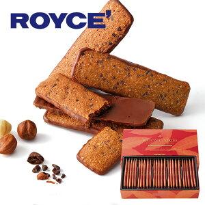 ロイズ (ROYCE) バトンクッキー ヘーゼルカカオ 25枚入スイーツ プレゼント ギフト プチギフト 誕生日 内祝い 北海道 お土産 贈り物