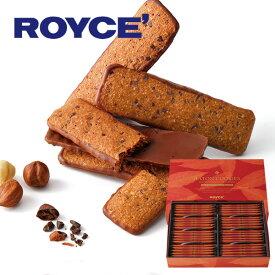 ロイズ (ROYCE) バトンクッキー ヘーゼルカカオ 40枚入スイーツ プレゼント ギフト プチギフト 誕生日 内祝い 北海道 お土産 贈り物