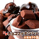 プチ チョコ フィナンシェ 50個 アーモンドとチョコの風味がたまらない!!送料無料/常温便