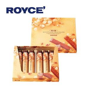 ロイズ ROYCE' ナッティバーチョコレート 6本入 北海道 お土産 お菓子 ギフト