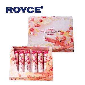 ロイズ ROYCE' フルーツバーチョコレート 6本入 北海道 お土産 お菓子 ギフト