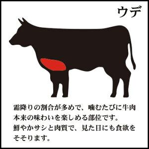 神内和牛あかしゃぶしゃぶ肩しゃぶしゃぶ200g×2パック【送料無料】【工場直送】