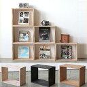 キューブボックス 【CUBE BOX】Mサイズ(単品・塗装あり)・北海道産木材・カラーボックス・テレビボード・ディスプレ…