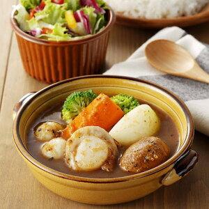 ごろっと帆立と北海道野菜のスープカレー2個セット【送料無料】