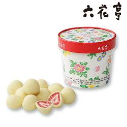 六花亭ストロベリーチョコホワイト100g
