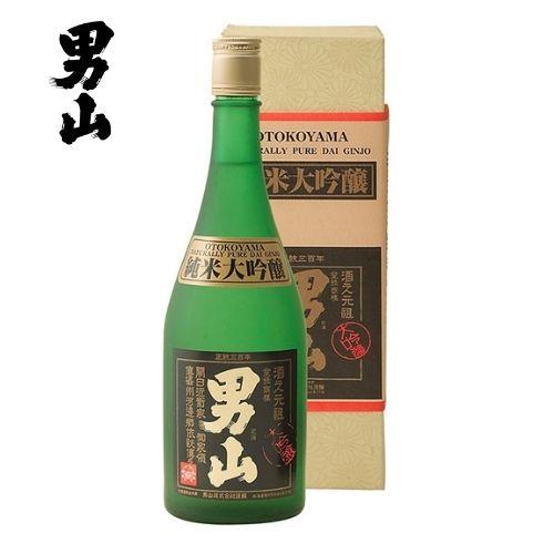当店日本酒 清酒売上NO.1男山酒造 純米大吟醸 720ml 箱入 北海道 お取り寄せ お土産 お酒 父の日