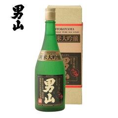 日本酒男山純米大吟醸720ml