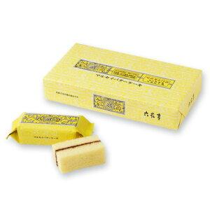 六花亭 マルセイバターケーキ 5個入メーカー包装品(袋付) 北海道 お取り寄せ お菓子 お土産 スイーツ ギフト 北海道 応援 ギフト バレンタイン
