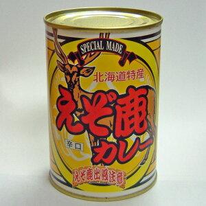 えぞ鹿カレー 缶